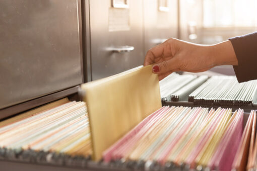Spring Cleaning? Start With Your Filing Cabinets!