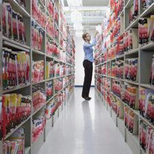 Medical Record Storage in Los Angeles CA